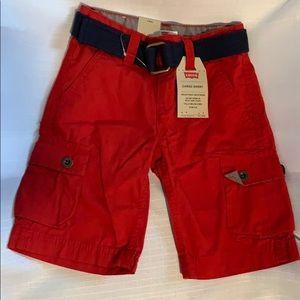 Boys size 4 cargo shorts